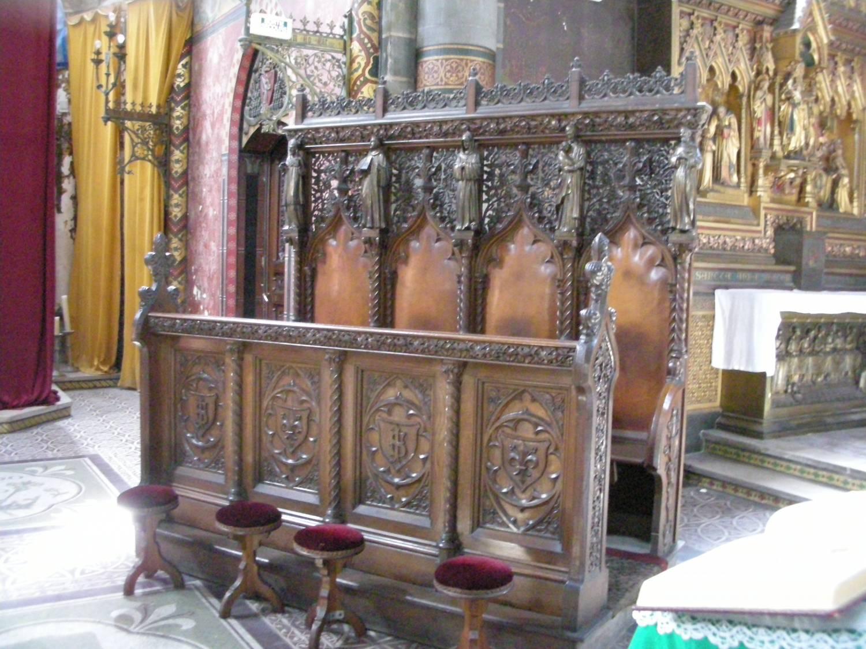 Roubaix (59) Eglise-Saint-Joseph-Sauvegarde de l'Art Français