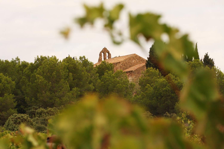 Boutenac-Gasparets (11) Eglise Saint-Martin de Gasparets - CC Famille Fabre