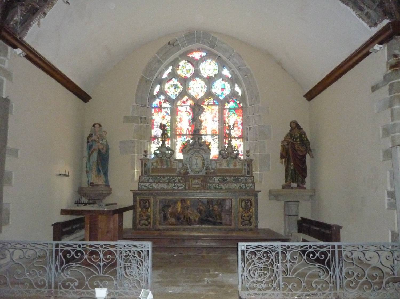Cast (29) - Chapelle de Quillidoaré - Sauvegarde de l'Art Français