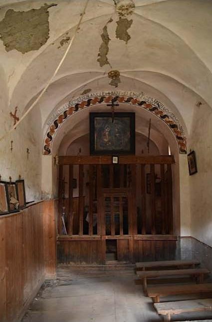 Chapelle Saint-Ours de Beaubois - Beaufort-sur-Doron (73)