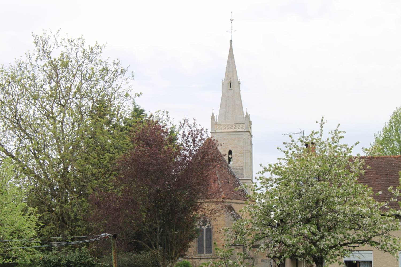 Rouvres-sous-Meilly (21) Eglise Saint-Aignan SAF