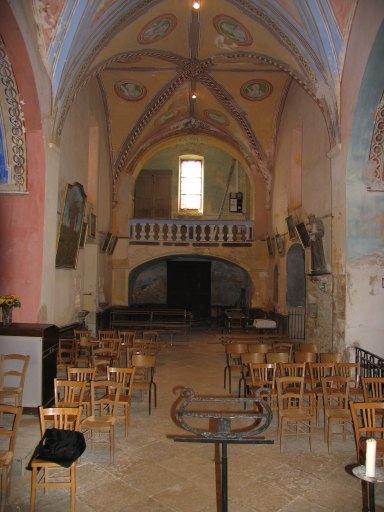 Floressas (Lot) Eglise Saint-Martin - Sauvegarde de l'Art Français