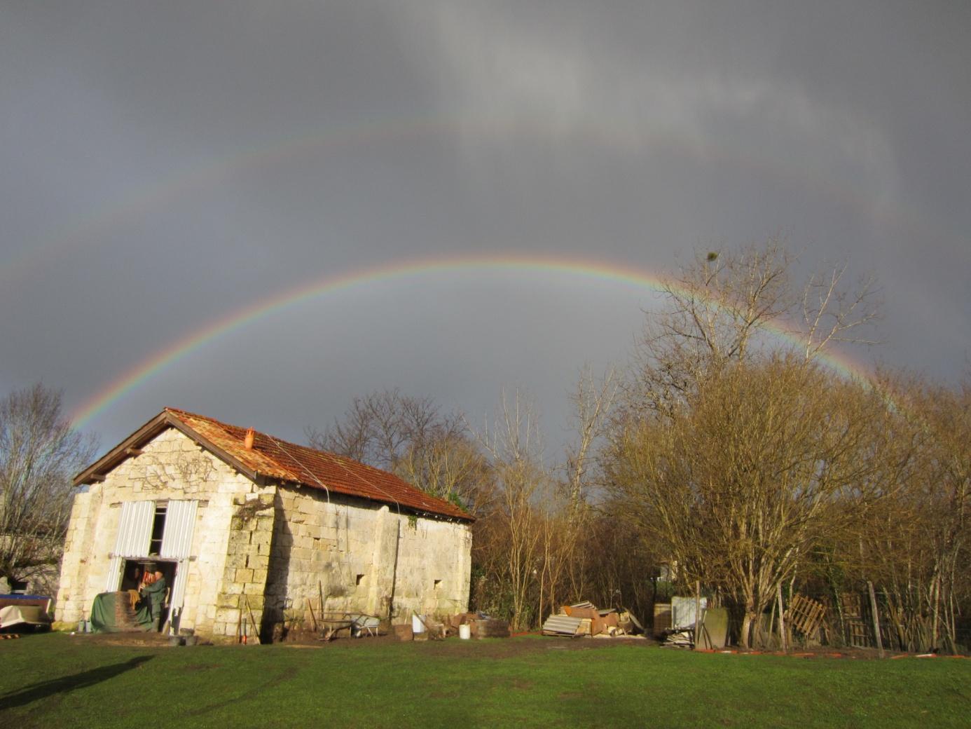Blésignac (33) Chapelle Saint-Jean-du-Temple - Sauvegarde de l'Art Français