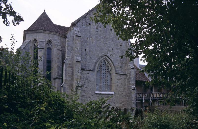 Pierre Jacques - Monastère du Val-Saint-Benoit (71) Epinac