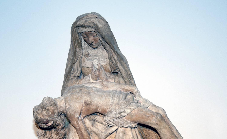 Vierge de Pitié - Cathédrale Sainte-Cécile