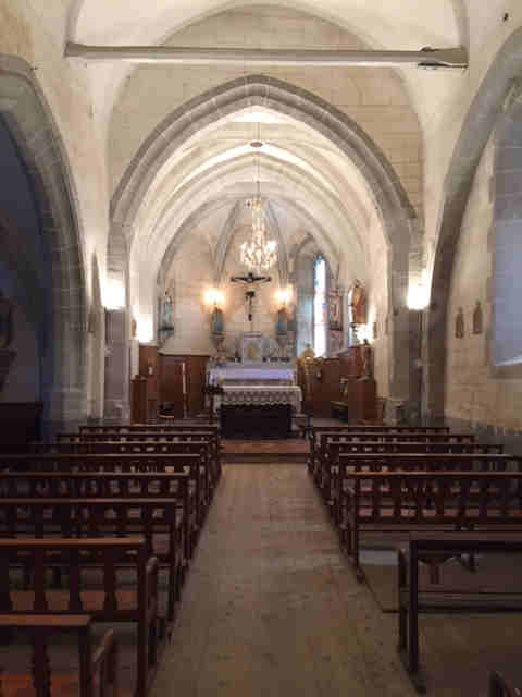 Saint Vert - Eglise Saint Jean Baptiste SAF