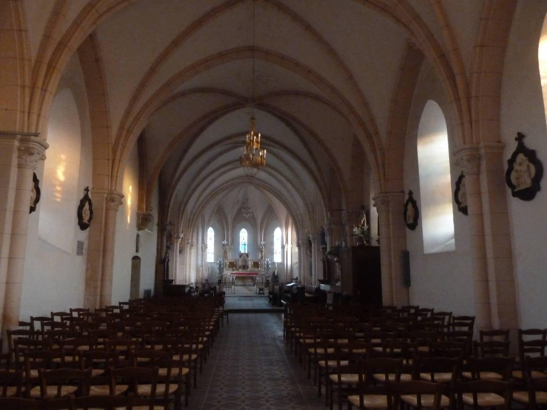 Geffosses (Manche ) - église Saint-Samson - La Sauvegarde de l'Art Français