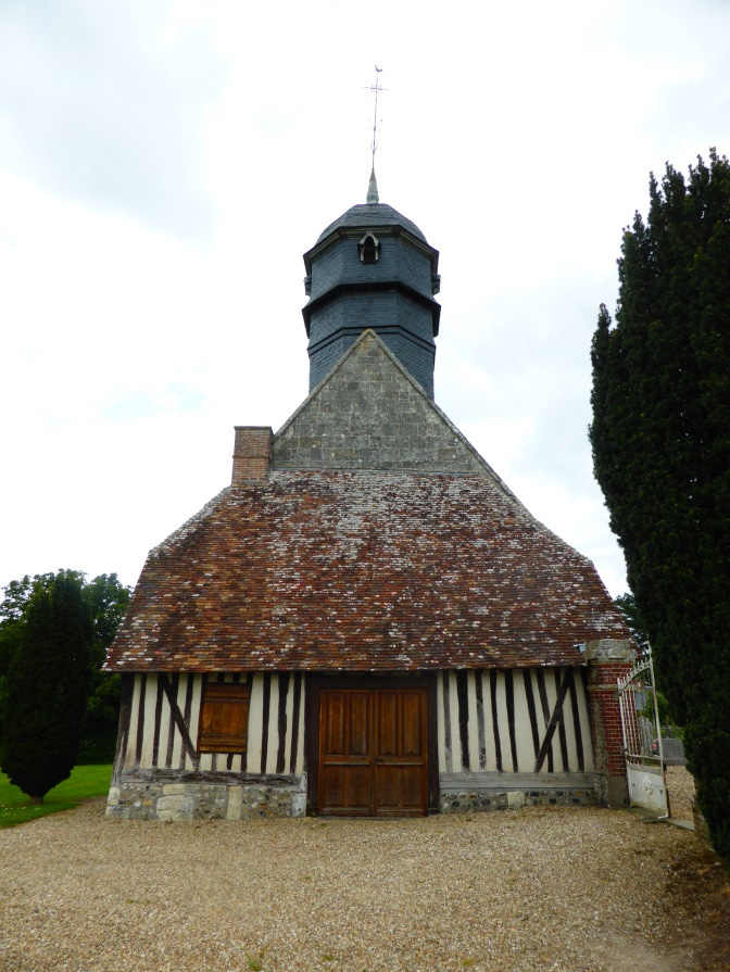 Bretigny (27) Eglise Saint-Cyr-Sainte-Julitte