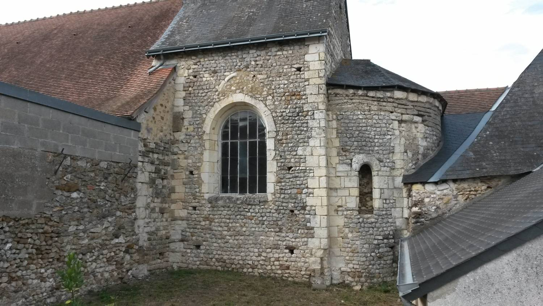 La Pellerine (49) - Eglise Saint-Aubin