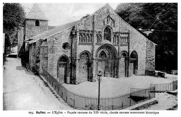 Ruffec - Saint André - SAF
