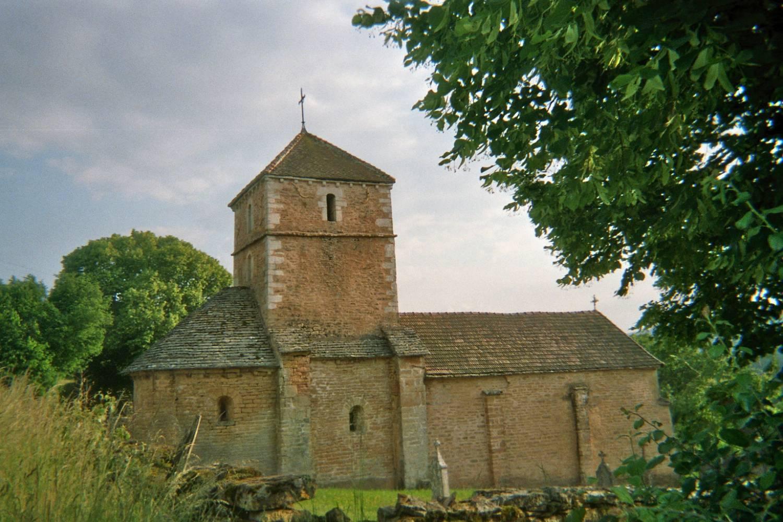 Grevilly (71) - Église Saint-Martin