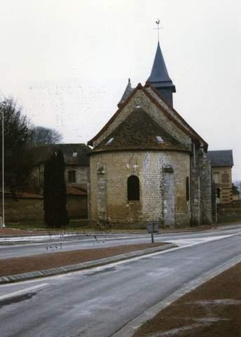 saint-etienne-du-vauvray (27) Eglise Saint-Etienne - Sauvegarde de l'Art Français