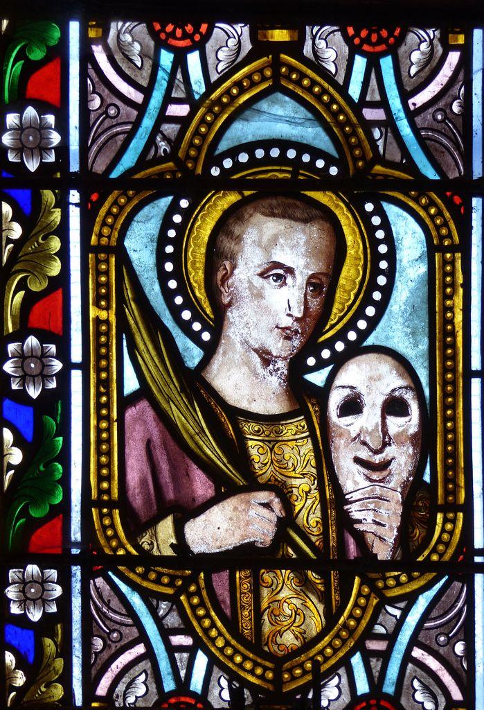 Cressensac-Sarrazac - Eglise Saint Genies - SAF