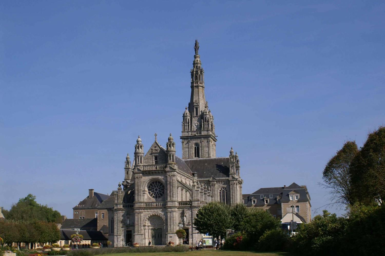 Sainte Anne d'auray Michelin PGMF