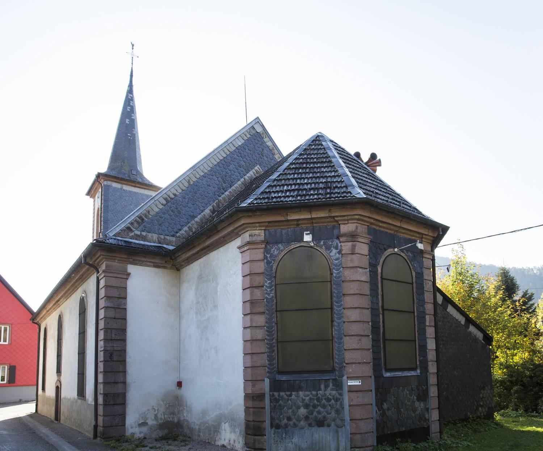 Lalaye (67) Sainte-Aurélie SAF