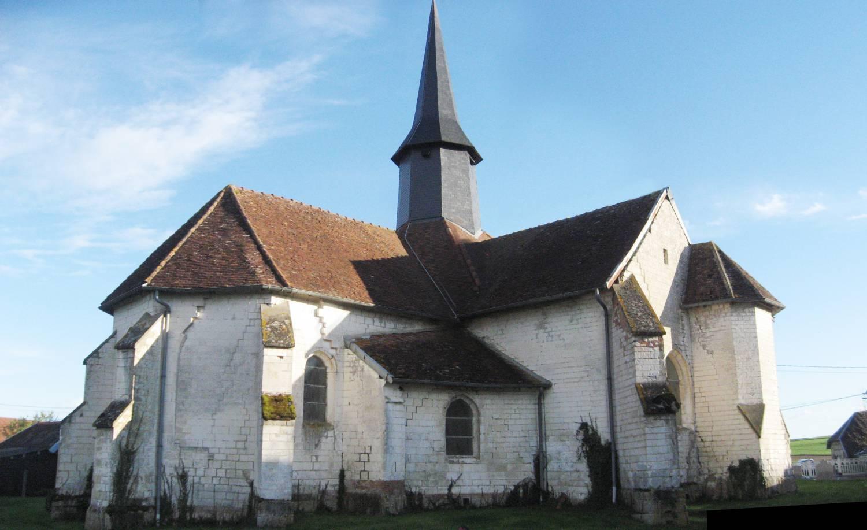 Mesnil-Lettre (10) - église saint-Pierre-ès-Liens - la Sauvegarde de l'Art français