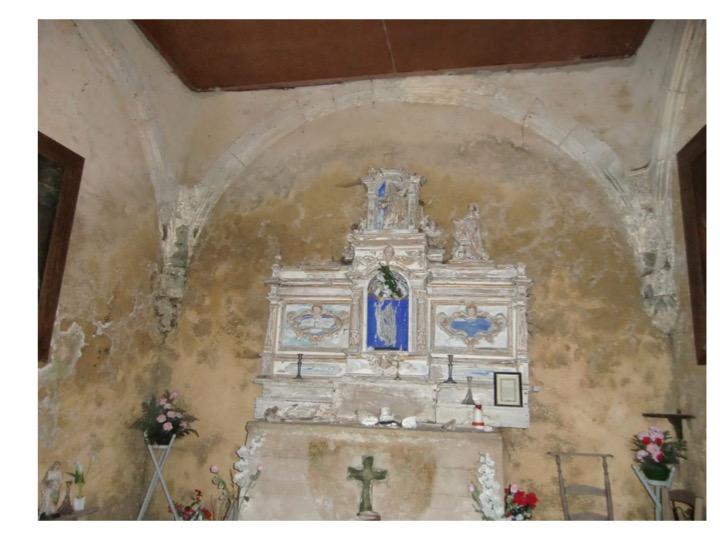Chapelle Notre-Dame-de-l'Olm - Salviac (46) - La Sauvegarde de l'Art Français