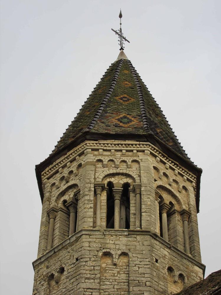 Clessé (71) - église ND