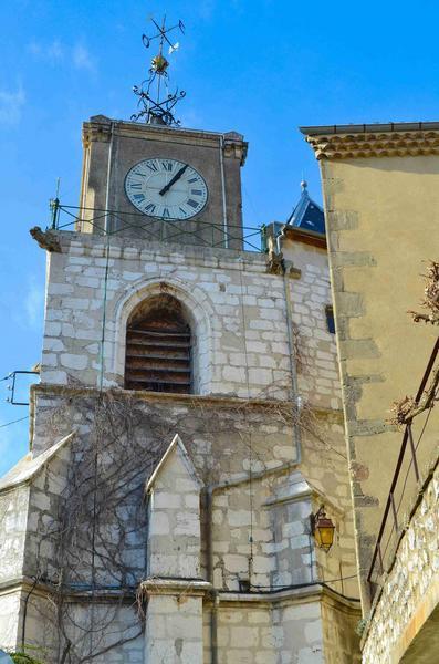Crest (26) Chapelle Sainte-Marie des Cordeliers - Sauvegarde de l'Art Français