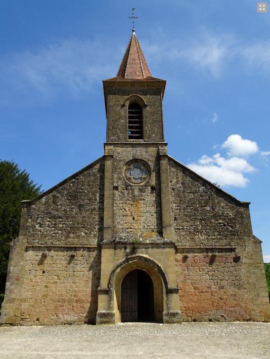 Tillac (32) Eglise Saint-Jacques-le-Majeur - Sauvegarde de l'Art Français
