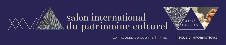 Salon international du patrimoine - Sauvegarde de l'Art français