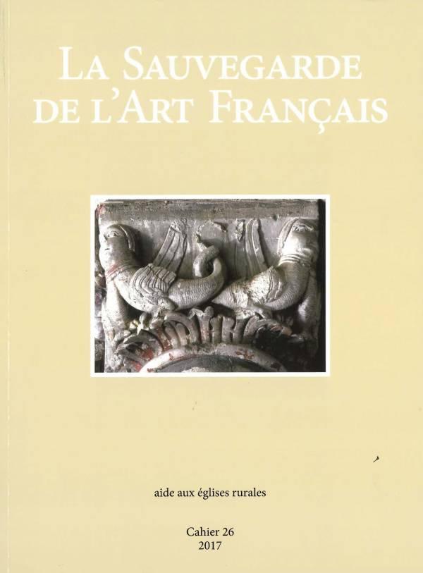 Cahier N°26 - 2017 - Sauvegarde de l'Art Français