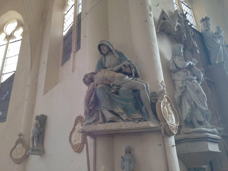 Praslin (Aube) Eglise Saint-Parres