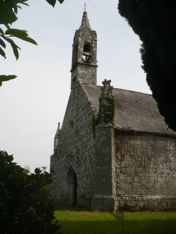 La Sauvegarde de l'Art Français Locunolé (29) - Chapelle Sainte-Gertrude