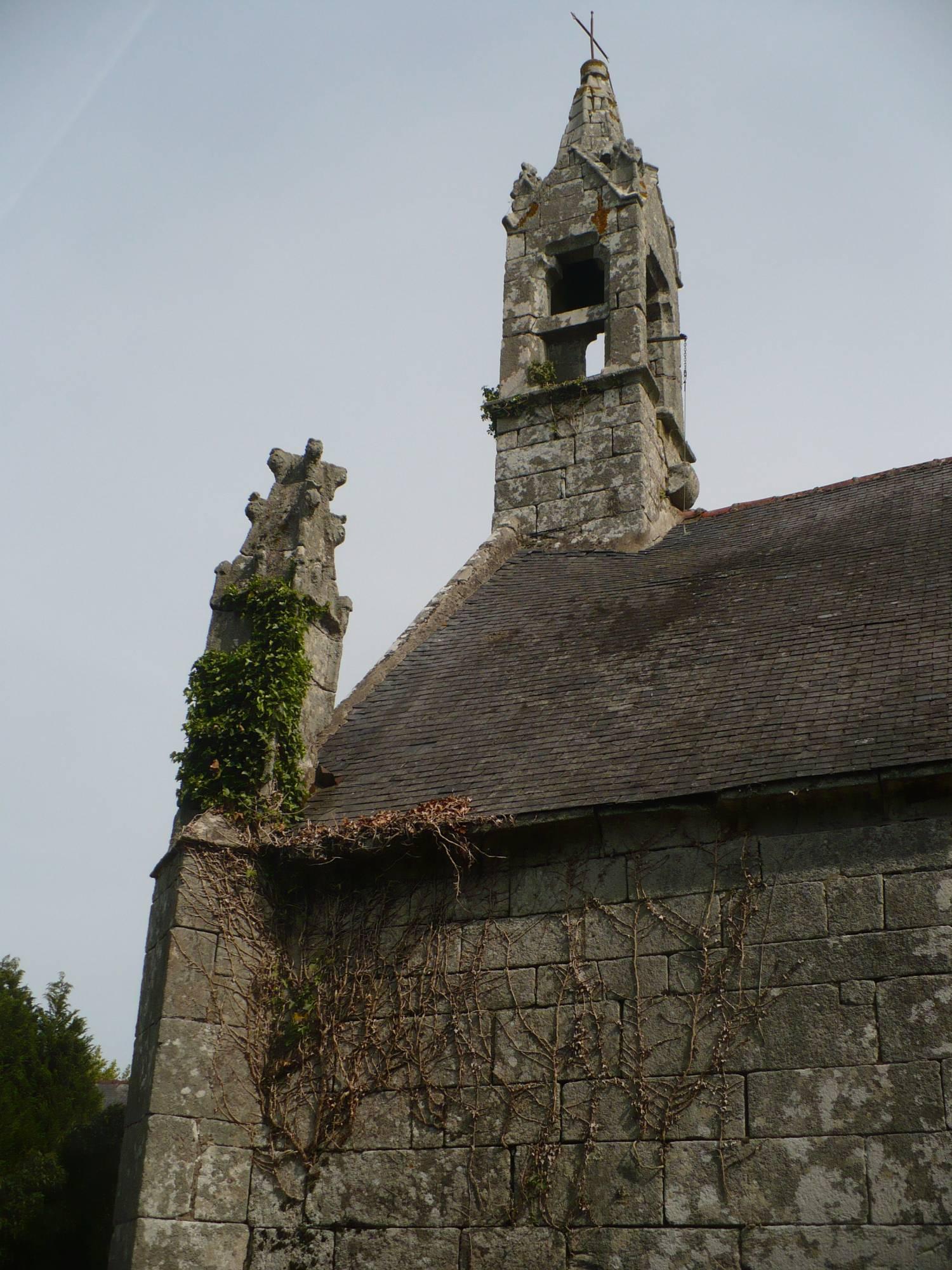 La Sauvegarde de l'Art Français (29) - Chapelle Sainte-Gertrude