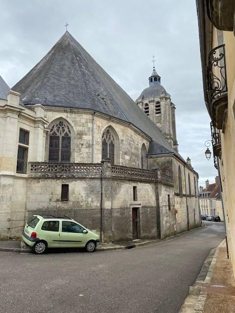 Bellême (61) - Eglise Saint-Sauveur -