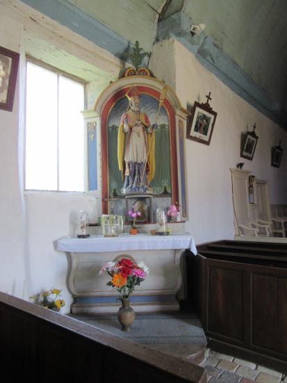 Le Teilleul (50) - église Notre-Dame
