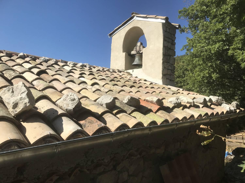 Saint-Nazaire-le-Désert (26) Chapelle Saint-Thomas
