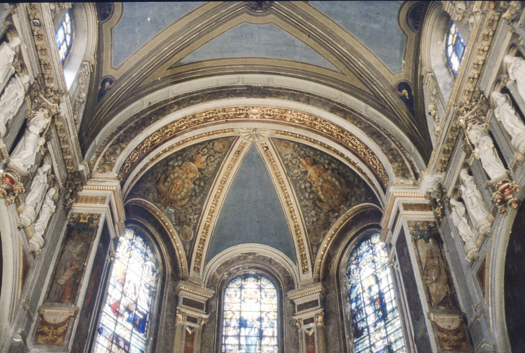 Tourcoing (59) Notre-Dame-des-Anges - Sauvegarde de l'Art Français