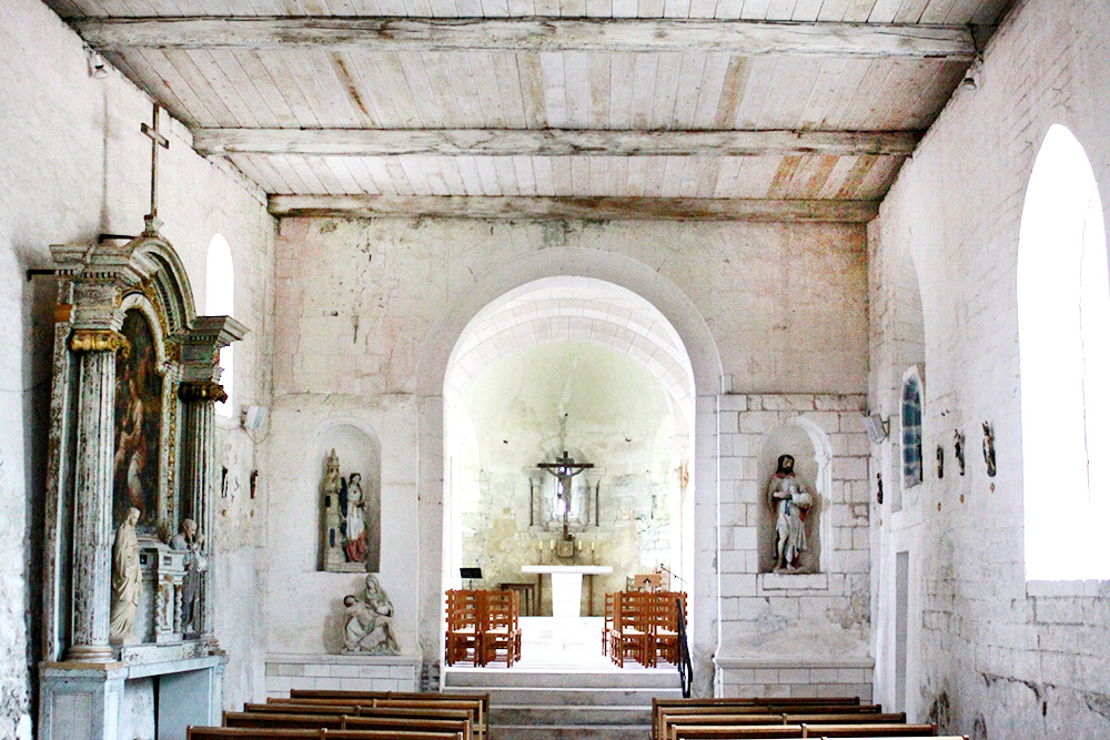 Villacerf Eglise Saint Jean Baptiste SAF