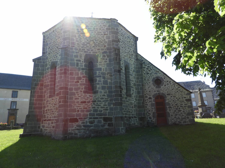 Neuveglise-sur-Truyère (15) Eglise Saint-Pierre - Sauvegarde de l'Art Français
