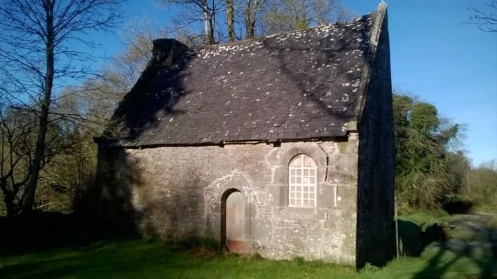 Plourin-lès-Morlaix (29) - Chapelle Saint-Bernard du manoir de Penlan - La Sauvegarde de l'Art Français