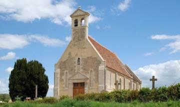 Chicheboville (14) Eglise ND-de-Béneauville - Sauvegarde de l'Art Français