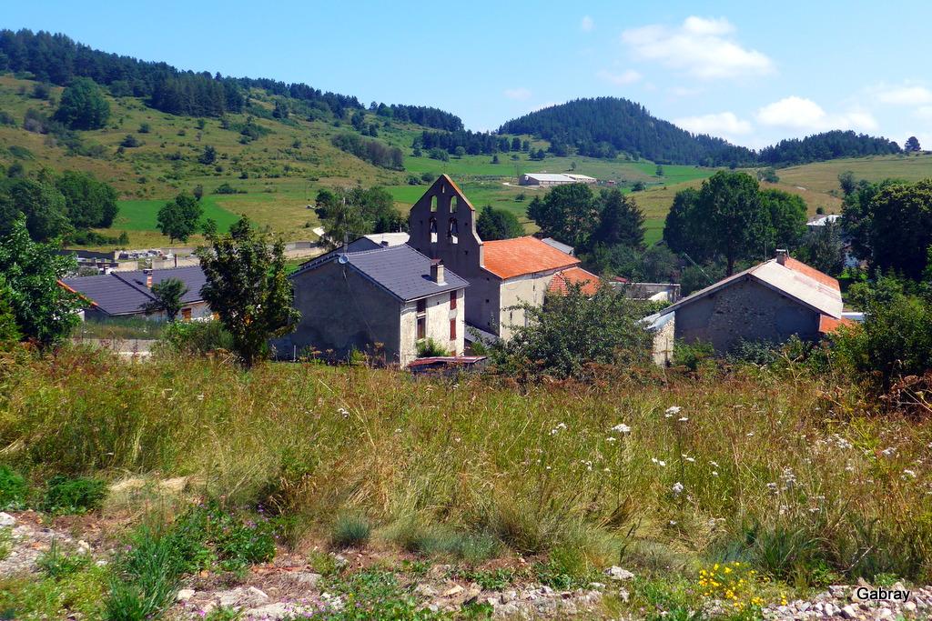 Camurac - Eglise Saint-Just-Saint-Pasteur SAF