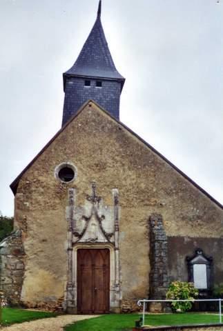 villiers-saint-benoit- église Saint-Loup
