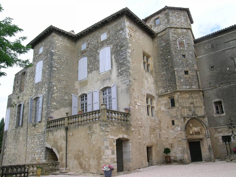 Alaln (31) Palais des évêques de Comminges - Crédits photos : Mayotte Magnus-Lewinska