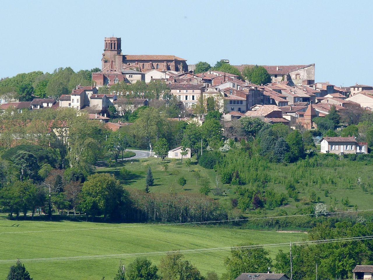 Verfeil (31) Eglise Saint-Blaise - Sauvegarde de l'Art Français