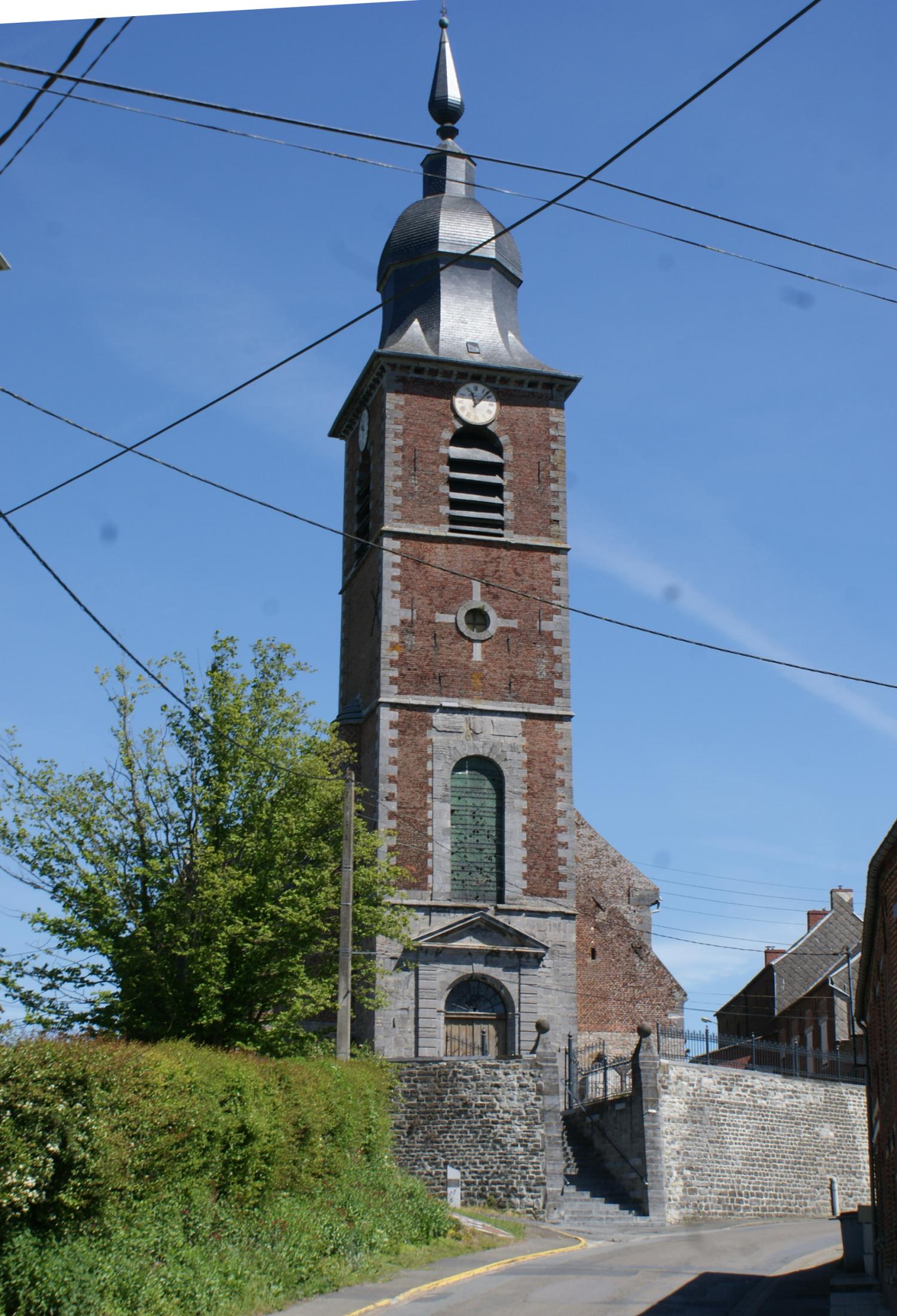 Hon-Hergies (59) Eglise Saint Martin SAF