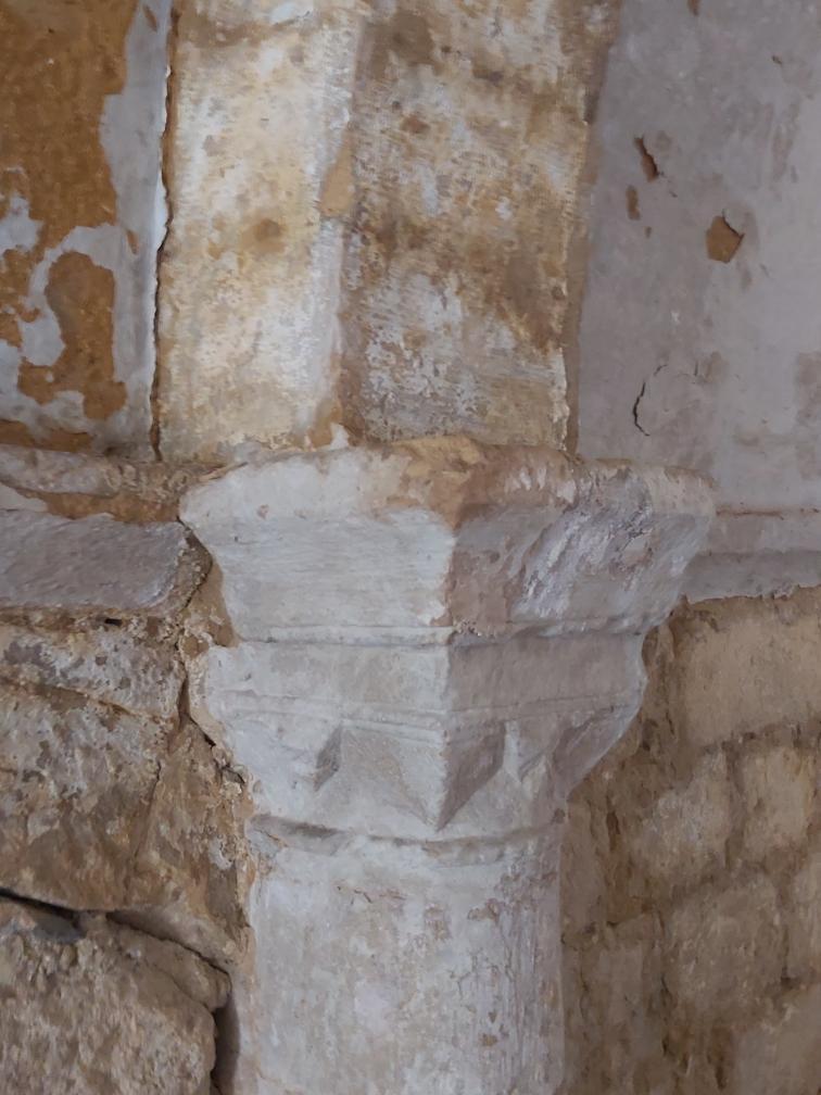 Gaujac (30) Chapelle Saint-Jean-de-Rozilhan - Sauvegarde de l'Art français
